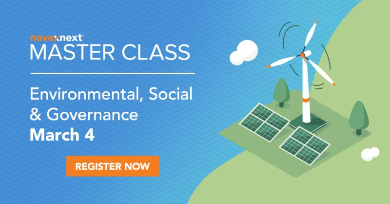 ESG Master Class: Best Practices & Practical Solutions