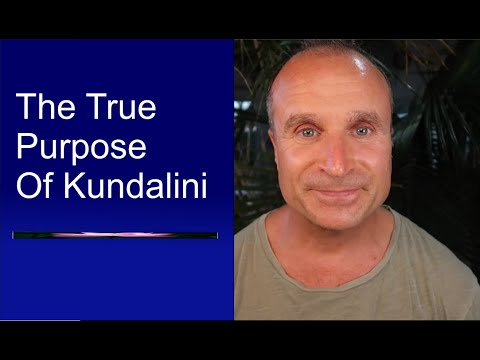 The True Purpose of Kundalini | The Process of Spiritual Awakening