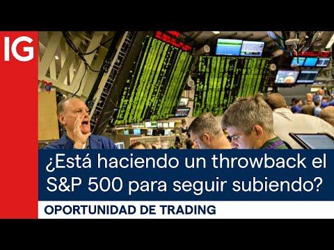 ¿Está haciendo un THROWBACK el SP500 para seguir SUBIENDO? | Oportunidad de trading