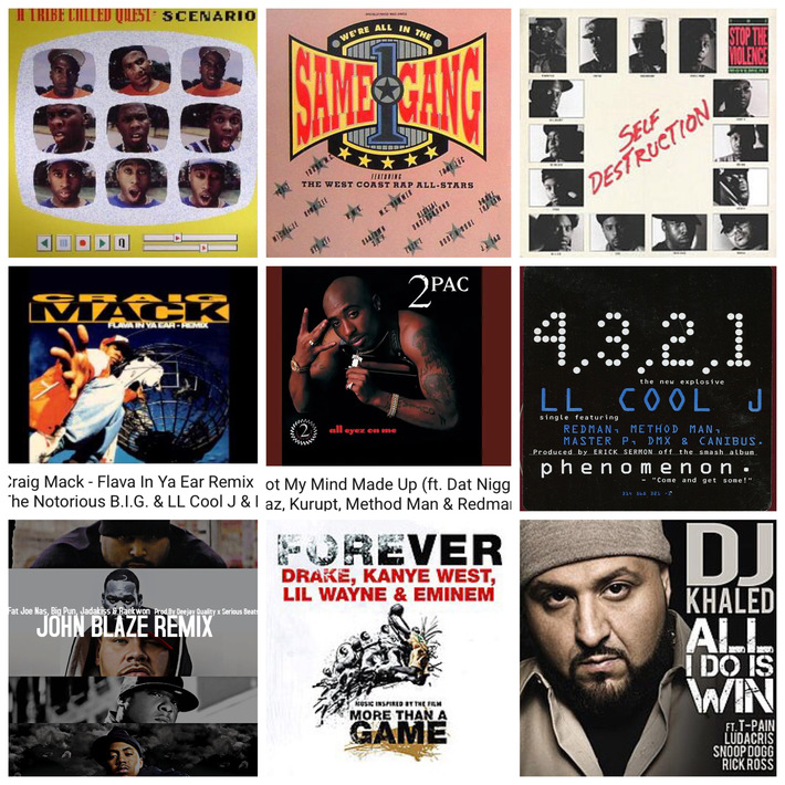 Who had the best Hip Hop All Star Collaboration??? Hosted by @iamxxl x @rockthemicnews!! Tune on Friday @ 8pm@goatalkradiolive  on @Wuworld! GOATTALKRADIO #WUWORLDRADIO #DOWNLOADTHEAPP #Friday #8pm
