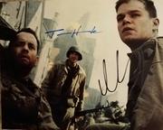 Tom Hanks & Matt Damon