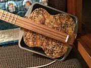Panhandler 3-String  Guitar Prototyping