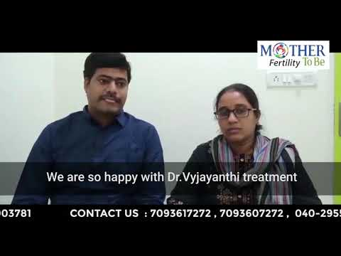 Success Stories at MotherToBe Fertility Center  | Dr Vyjayanthi