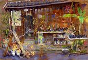 Machiya Bonsai-shop