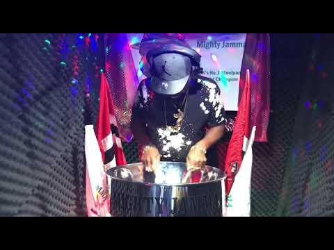 MAIN TENU SAMJHAWAN KI | ASIAN CARIBBEAN MUSIC | MIGHTY JAMMA ON STEELPANS