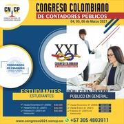 XXICONGRESO COLOMBIANO DE CONTADORES