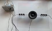 Lava Speaker - in progress