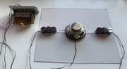 Lava Speaker - in progress (back)