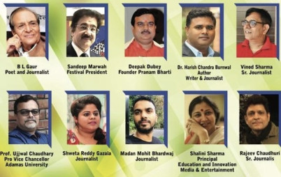 Conventional Journalism and Power of Social Media Discussed at 9th GFJN