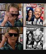 Time To Heal or Time To Heel