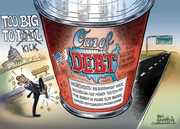 Too Big to Fail - Kicking The Can of Debt Down the Road
