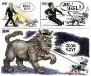 cia 1947 - Good Boy-1963 - Heel! Heel! - C.I.A ..NOW  GOOD BOY