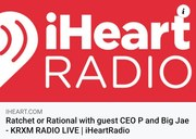 KRXM / IHEART RADIO INTERVIEW FEATURING HPMG'S ARTIST... C.E.O. P & BIG JAE  https://www.iheart.com/podcast/269-krxm-live-68819528/episode/ratchet-or-rational-with-guest-ceo-78245896/