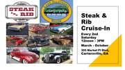 Steak - Rib Cruise-In
