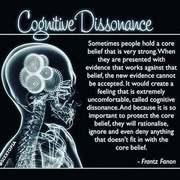 Cognitive Dissonamce