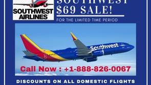 Southwest Sale!