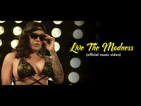 "Moonshine Bandits - ""Live The Madness"" ft. Corey Taylor"