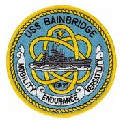 USS Bainbridge- Norfolk