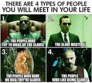 People-4 types