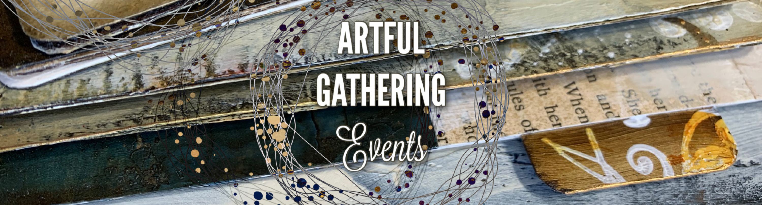 Artful Gathering Events Logo