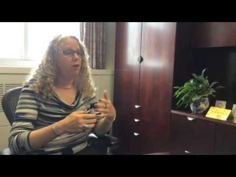 Rachel Levine discusses role model status