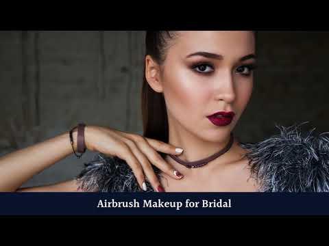 Airbrush Makeup for Bridal