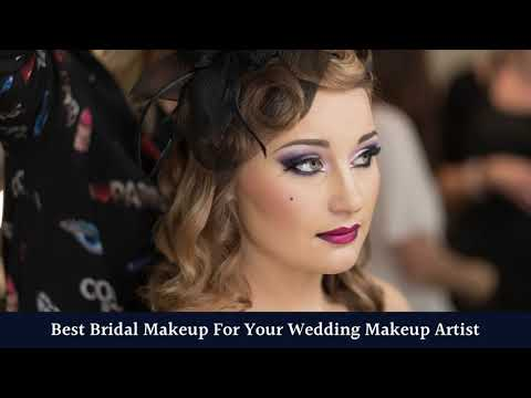 Best Bridal Makeup For Your Wedding by Makeup Artist