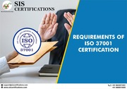 Requirements of ISO 37001 Certification