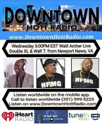 Tomorrow Live Interview @3PM EST. HPMG's ARTIST...DOUBLE XL and WALT T.