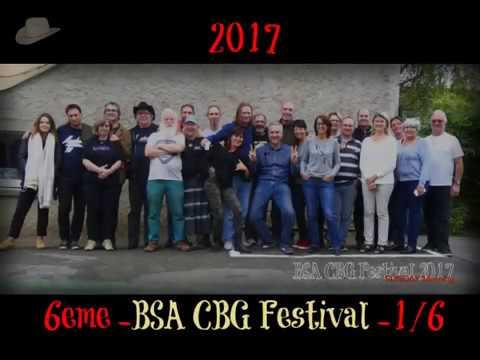 BSA CBG FESTIVAL 2017 - COMPLET #1/6 - NICOLAS MILLET et BOX BROTHERS BLUES