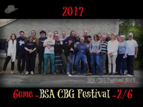 BSA CBG FESTIVAL 2017 - COMPLET #2/6 - CAPTAIN CATFISH & Mrs NIKY - DOOM EDDY