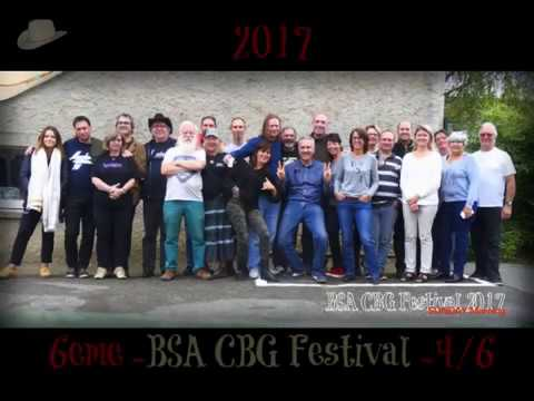 BSA CBG FESTIVAL 2017 - COMPLET #4/6 - GUMBO & The MONK - STEW Pendus CBG Experience