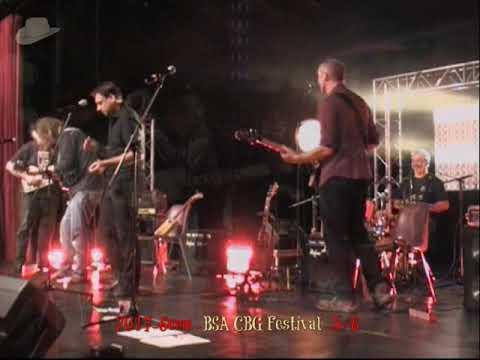 BSA CBG FESTIVAL 2017 - COMPLET #5/6 - JAM to the END