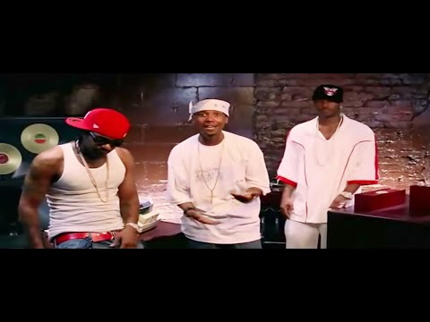 The Diplomats: Juelz Santana, JR Writer, Hell Rell - Get Down/The Best Out (Official HD Music Video)