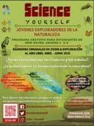 """Acto de Bienvenida sobre el programa """"Jóvenes Exploradores de la Naturaleza"""""""