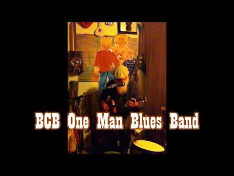 Weary Blues     The Basterd Kid from HankWilliams  BCB One Man Blues Band 2019