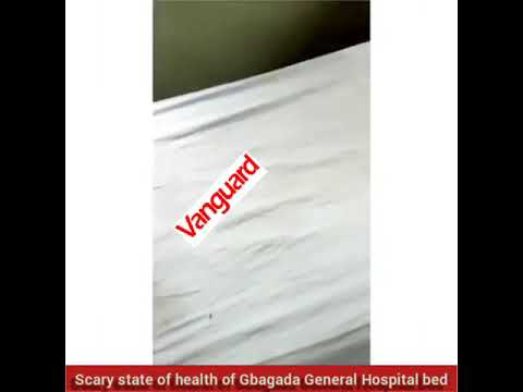 Patients lament on state of Gbagada General Hospital bed