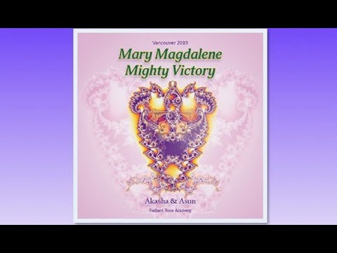 ~Mary Magdalene~ Healing, Peace & Faith. The greater Life in motion on Earth.