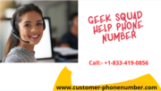 Why Our Best Buy Geek Squad Support Service for Technical issues
