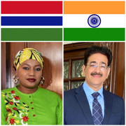 ICMEI Congratulated on National Day of Gambia