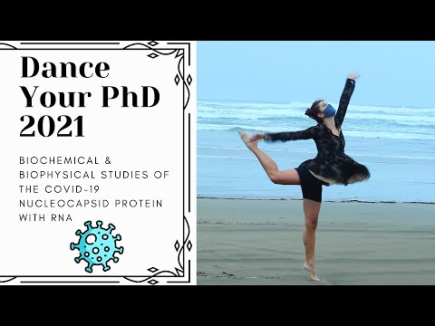 COVID19 WINNER Dance Your PhD 2021: Biochemical & Biophysical Studies of the COVID-19 N Protein