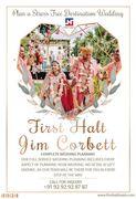 best luxury hotels in jim corbett | Destination Wedding