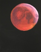 The Wolf Blood Moon