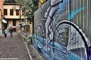 Μόνο με ποδήλατο στη πόλη!
