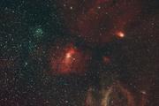 M52, Bubblan mm