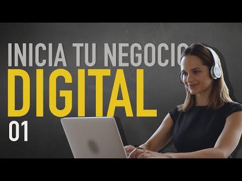 Curso Gratis para Ganar Dinero Creando tu Negocio Digital - MASTER CLASS