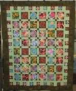 B.A.D. Stay at Home Quilt