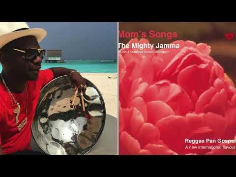 STEELBAND REGGAE GOSPEL CD: MOMS SONGS BY THE MIGHTY JAMMA