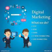 Digital Marketing Services In India-Sathya Technosoft