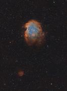 NGC 2174 Aphuvudnebulosan SHO